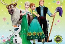 Frozen fever / Perfect day