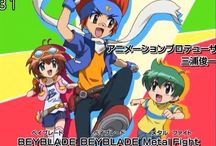 Beyblade metal fusion / Let it rip!!!