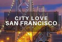 City Love: San Francisco / Tips and Travel Inspiration for one of our Favorite Hip Places Around the World: San Francisco | Find More City Trips on hiptraveler.com
