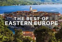 Hip East Europe Travel / If you're wondering what to do in Eastern Europe, then look no further. We've gathered the Best of Eastern Europe in this board for you, from inspirational travel photos to practical tips || Find all your worldly travel inspiration at: hiptraveler.com - your journey begins here