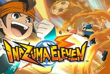 Inazuma eleven / Let's play soccer!!! ⚽️⚽️⚽️⚽️⚽️⚽️⚽️