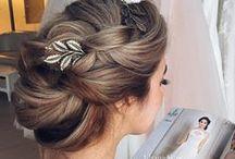 Bridal Wedding Hair Inspiration
