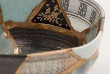 よびつぎ yobitsugi / Japanese ceramics mending art