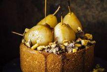 Birnenkuchen, Birnenrezepte alles zum Thema Birnen / Pear, Pears, Birne, Birnen