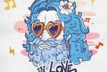 KEUJ - Commercial illustrations / Commercial illustrations -Keuj / Jacques Bardoux - Freelance illustrator -  http://keuj.net/portfolio