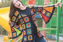 Mel's crochet / All the patterns that I want to someday make! / by Melissa Dennis