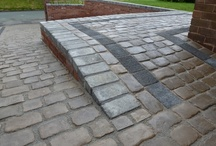 Marshalls Cobbletech Driveways - Chester / Marshalls Cobbletech Driveway in Chester. Canvas Colour by Abel Landscaping  http://www.abellandscaping.co.uk/national/cobbletech/chester-installations