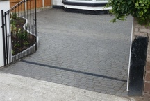 Marshalls Cobbletech Driveway - Liverpool / Marshalls Cobbletech Driveway in Liverpool in a Iron Grey Colour:  http://www.abellandscaping.co.uk/national/cobbletech/liverpool-installations
