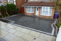 Marshalls Cobbletech Driveway - Orrell Park Liverpool