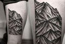 Mountain Tattoo / by Marc Mallafré