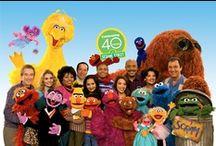 TV: Sesame Street / Can you tell me how to get to SESAME STREEEEEEEET / by ❥•*``✿.`*•❥Peggy J Shumate❥•*`✿.*•❥