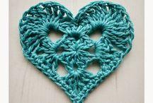 Crochet / Sometimes your heart speaks best through your hands.
