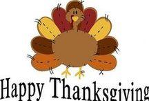 Thanksgiving / #thanksgiving