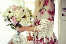 pınar 1 / çiçekli elbiseler