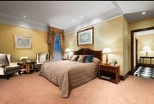 Suites / Enjoy the luxury of comfort and convenience in one of the Classic Studio, Classic Master or Executive Junior Suites