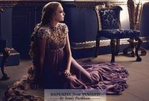 Dreamy Fantasy High Fashion Couture / high #fashion #couture #highfashion #woman #Couture