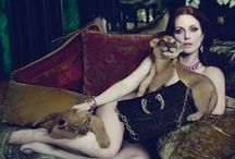Fashion/modeling with Animal