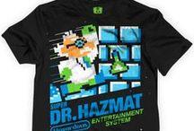 T-shirts / apparel design inspiration - keuj.net/ Freelance illustrator