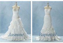 esküvői ruhák / az esküvői ruhák