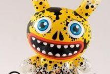 Toyz - Custom / Toyz Customisation / Painting