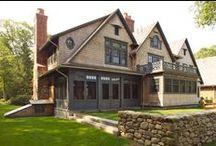 Traditional House Exteriors