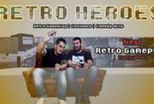 Retro Heroes Season 0