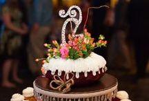 Bundt Cakes Wedding Cake