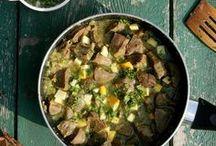Podroby / Dania z podrobami z bloga http://zdrowa-kuchnia-sowy.blogspot.com/
