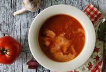 Zupy / Przepisy na zupy z bloga http://zdrowa-kuchnia-sowy.blogspot.com/