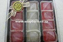 Crafts: rub a dub dub (soaps etc) / Soaps, especially yummy looking soaps