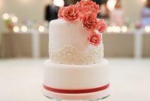 Weddings: cakes and sweet treats