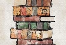"""Livros, livros, livros! / """"A leitura de um bom livro é um diálogo incessante: o livro fala e a alma responde."""" André Maurois / by Gabriel Kaio"""