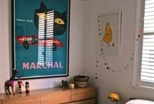 childs (boy) bedroom / by Emma Hall