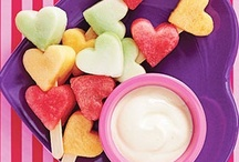 Share the Produce Love! / Valentine's Day is all about Love - How better express it than with foods that are good for your loved ones?