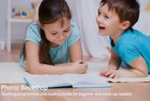 Focus on Phonics - Website Resources / We supply high quality resources for helping children who are learning to read.