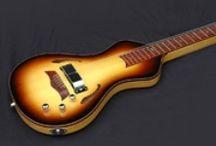 Asher Guitars / Geeetars! I made these.