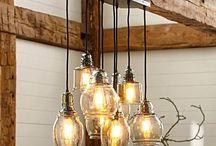 Lampes / by Annie Garnier