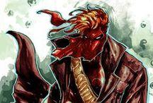 Favorite Comic Heroes / Heroes