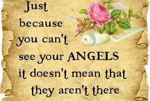 Angels, Fairies & Mermaids
