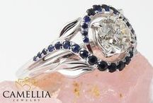 Diamond Engagement Rings / Diamond Engagement Rings by Ayala Jewelry