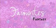 Fantasy / A collection of anything Fantasy related. Including but not limited to clothes, crafts, models, images, jewellery.