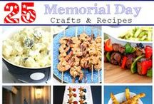 Patriotic Holiday Ideas / American patriotic celebrations - July 4th, Labor Day, Independence