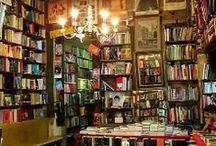 Bookish / by Fiona Paragpuri