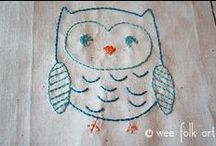Needlework / Embroidery and needlework