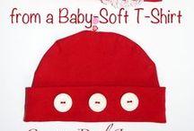 Sewing: Birth - Preschool / Sewing ideas, tips and tutorials for infants through preschool
