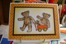 Cards - Favorite Teddy Bear
