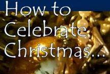 Holidays | Christmas / Christmas decor, food, crafts, printables