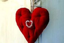 Red Hearts / by It's all about hearts
