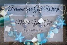 Gifts to Make / Gift ideas and DIY gifts
