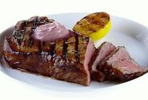 Recipes: Meat / Meat and main dish recipes